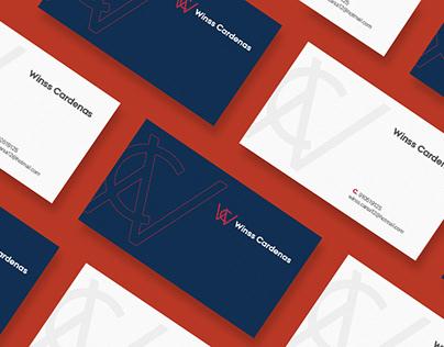 Winss Cardenas - Identidad Visual