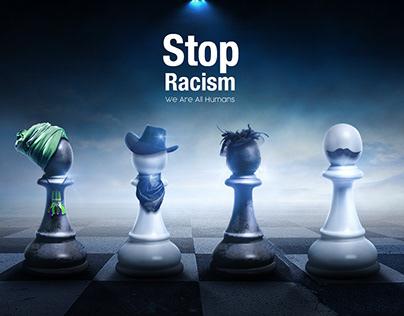 Stop Racism - Awareness Campaign