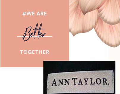 Ann Taylor Industry Book
