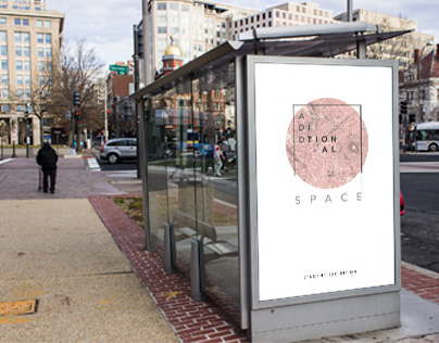 Hibbleton Gallery: Additional Space Branding