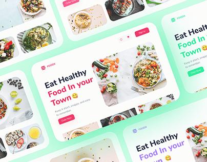 UI for foodx