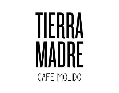 TIERRA MADRE Cafè Molido Packaging