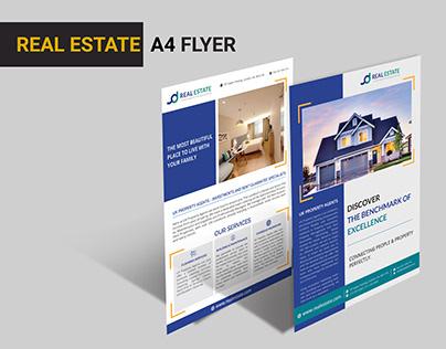 Flyer – Real Estate