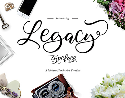 Legacy Typeface