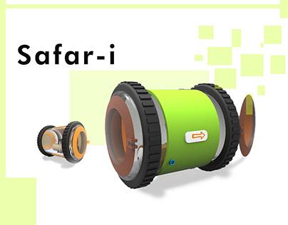 Entry Portfolio Project 2 Safar-i