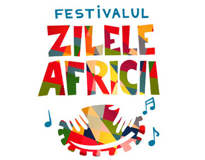 Visual Identity for Africa Days Festival 2017