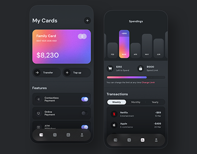 Mobile Apps UI