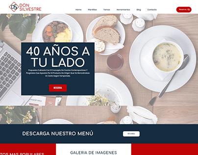 Restaurant Don Silvestre