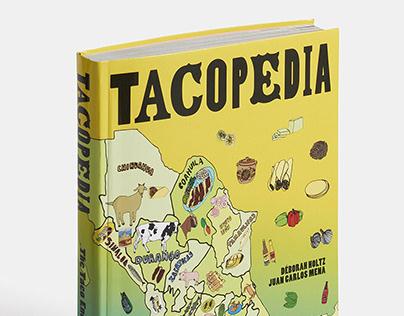 LA TACOPEDIA, Enciclopedia del taco - Ilustraciones