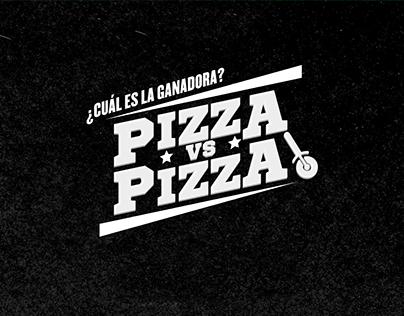 Pizza vs Pizza
