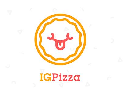 IGPizza - Italia Gourmet Pizza - Brand Identity