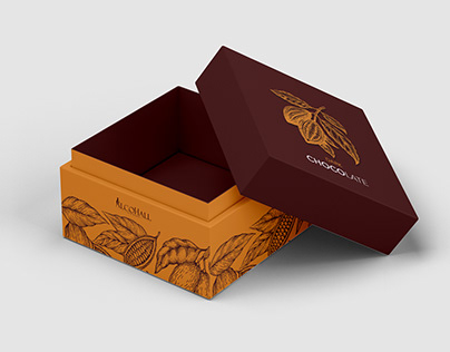Chocolate box design