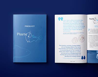 Press kit - Plastic@Sea