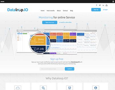 Web Design - Dataloop.IO