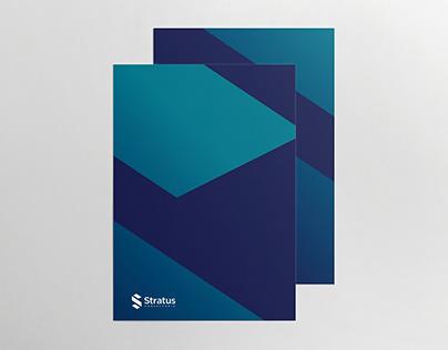 Stratus Consultoria - Identidade visual