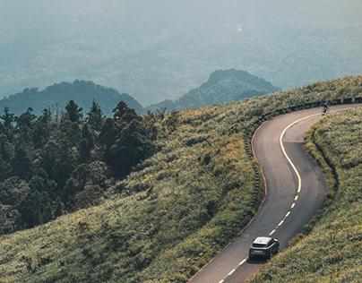 Range Rover Velar / Taiwan瑞芳五分山