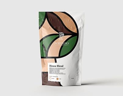Portilho Cafés - Brand Identity