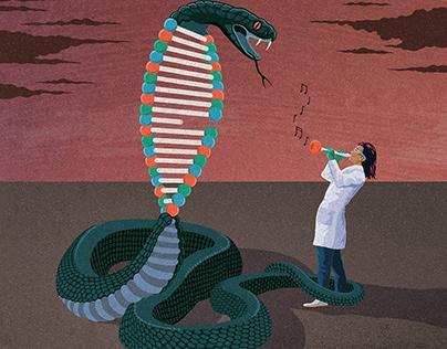 New Scientist – Gene Editing