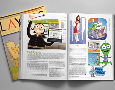 Layers magazine: Designer profile Vlad Kolarov