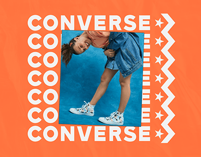 Converse - UX/UI Redesign of Online Shop