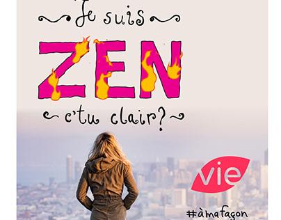Zen#amafacon