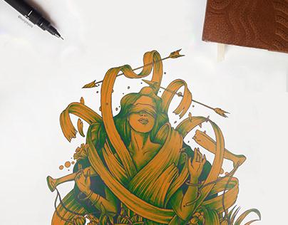 Libra Artwork