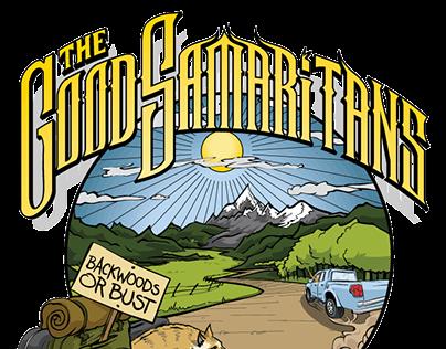 Album Art: The Good Samaritans - Backwoods Or Bust