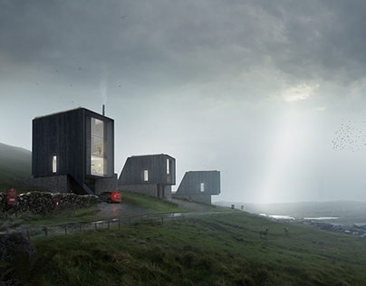 Faroe Islands for Hyde+Hyde Architects