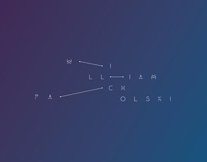 William Pacholski Brand Identity