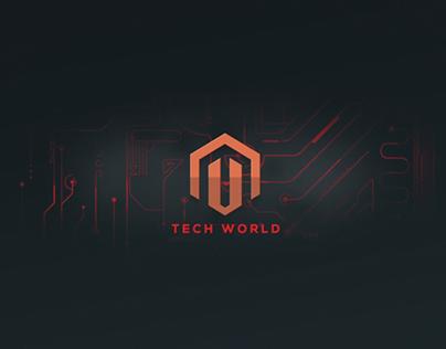 Tech World Logo Intro