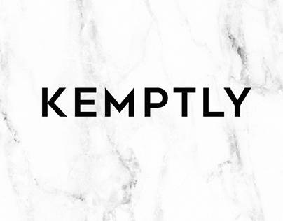 KEMPTLY BRANDING & APP DESIGN