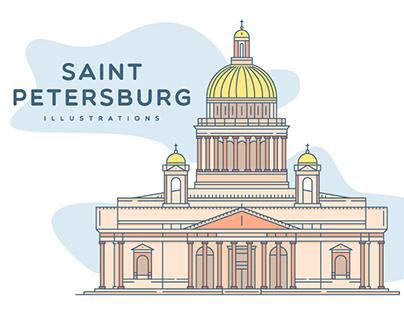 Saint Petersburg | Illustrations