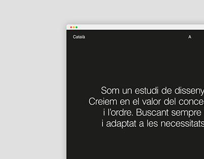 Website — AidaStudio