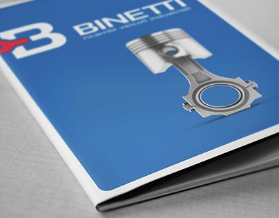 Binetti - company profile - 2016