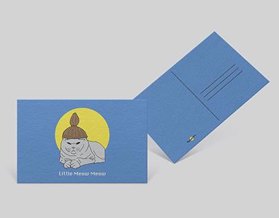 Graphic Design - Greeting Card & Postcard