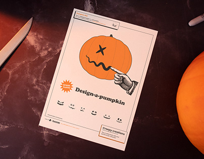 Design-a-pumpkin