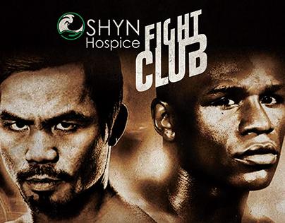 Oshyn Fight Club Flyer