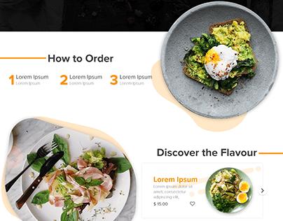 Food Online Ordering (TASTEBUDS)