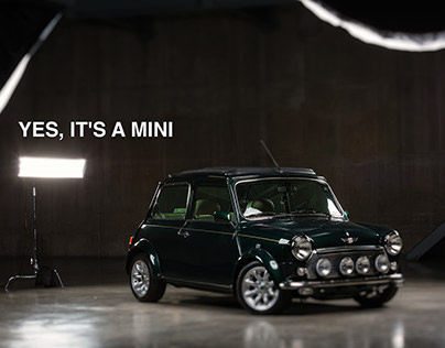 Yes, it's a MINI
