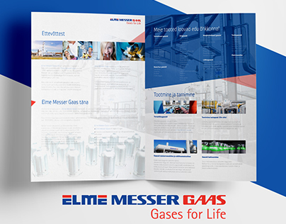 Brochures & Ads for Elme Messer Gaas