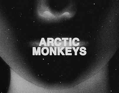 Arctic Monkeys' AM: Album Project