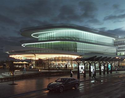 HS Architecture - Concept In Turkey