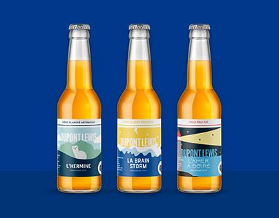 Bières Dupont Lewis