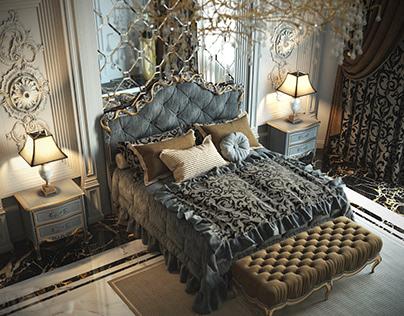 Savio Firmino bedroom
