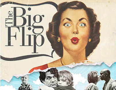The Big Flip - Movie Posters