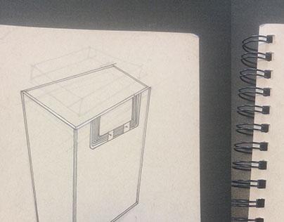 Industrial Design Sketching Practice