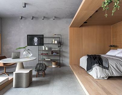 Loft on Life by Crippa e Assis Arquitetura