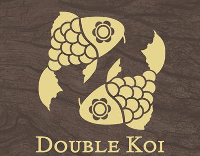 Double Koi Tea Company Tea Packaging