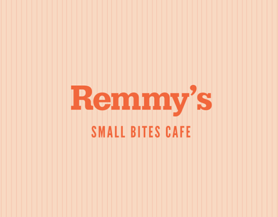 Remmy's Restaurant Branding