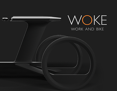 [FR] WOKE - Product design : Work & Bike